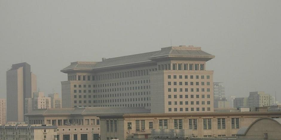 Китай обвинил США во вмешательстве во внутреннюю политику