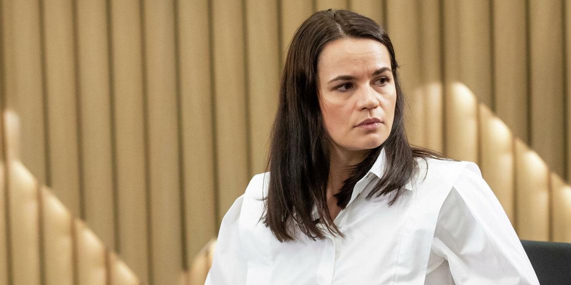 Тихановская предложила Макрону позвать Путина на переговоры с Лукашенко