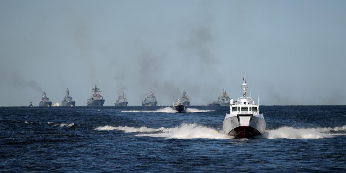 Путин одобрил создание базы для кораблей с ядерными установками в Судане