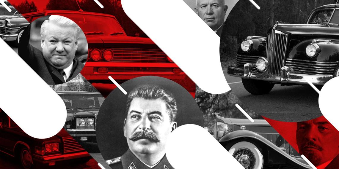 Машины особой важности: как правители СССР и России выбирали автомобили