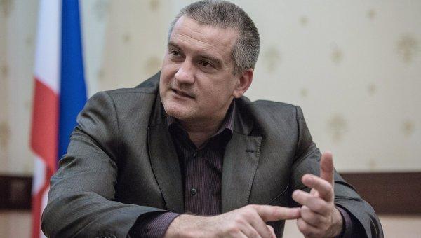 Глава Крыма: «Мне звонят из Донбасса, говорю: мужики, держитесь!»