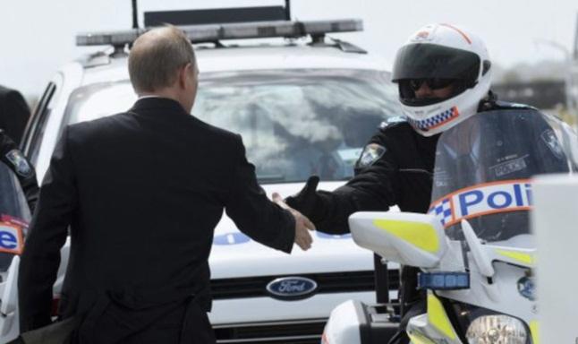 Путин о саммите G20: простые австралийцы принимали нашу делегацию очень тепло