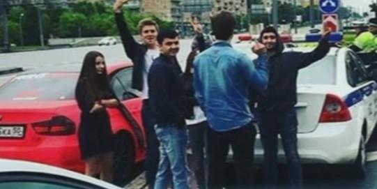 """Московская полиция не стала возбуждать уголовное дело против сына топ-менеджера """"Лукойла"""""""