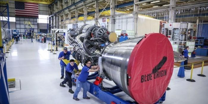 В США провалились испытания аналога российского ракетного двигателя РД-180