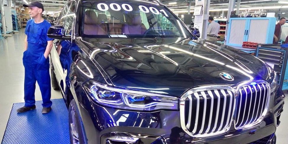 Владельцам BMW разрешили самим выбирать, чей Крым