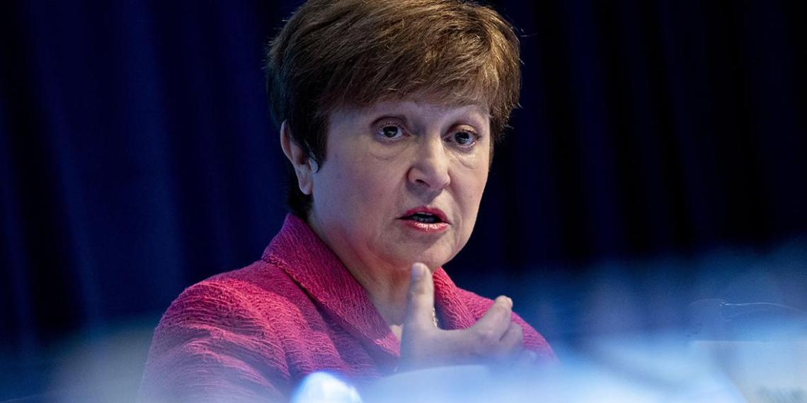 Глава МВФ предупредила о глобальной рецессии хуже 2009 года