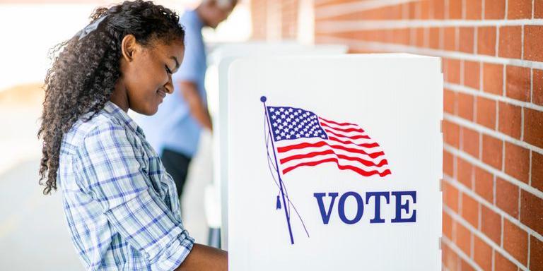 На выборах президента США поставлен рекорд досрочного голосования