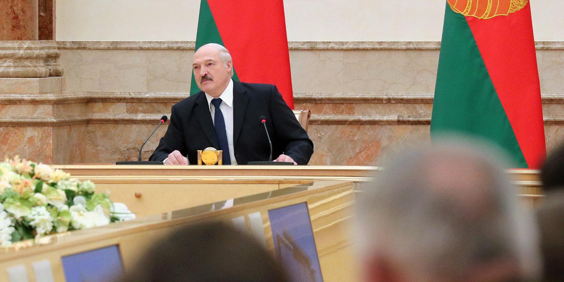 Лукашенко распорядился ограничить транзит товаров из Германии в Россию и Китай