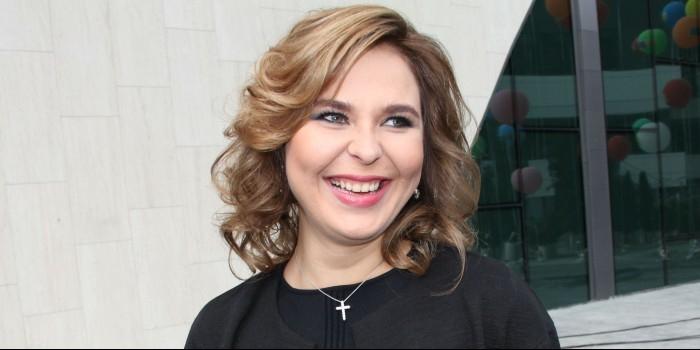 Певица Пелагея впервые стала мамой - фото