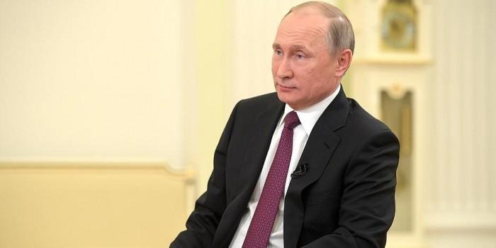 Путин объяснил причины высокой популярности среди россиян