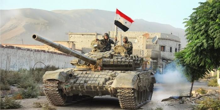 В Сирии объявлено прекращение огня, РФ выводит часть войск