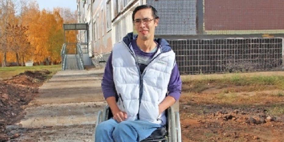 Башкирская фирма вместо проведения корпоратива погасила кредит инвалида на пандус