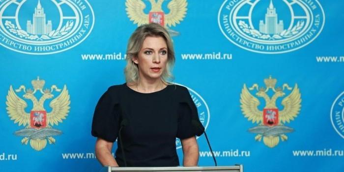 Захарова прокомментировала заявление украинского Минфина об отказе платить госдолг