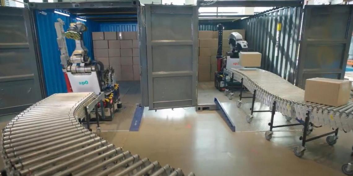 Boston Dynamics показала робота-грузчика Stretch