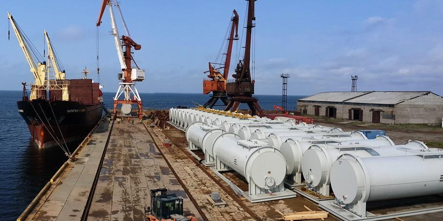 Три сахалинских порта закрыли для иностранных судов