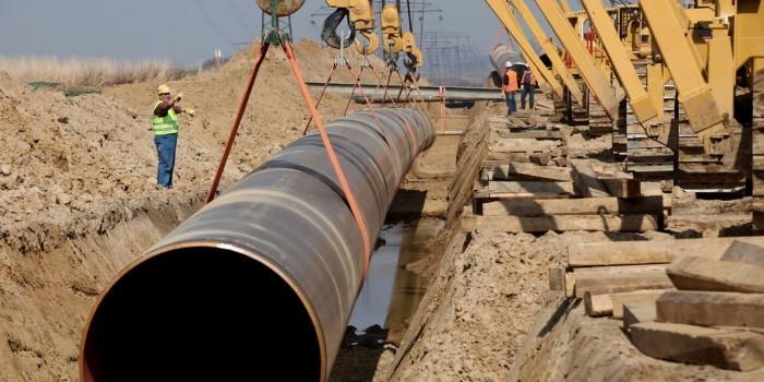 «Газпром» приостановил расширение газопровода для «Турецкого потока»