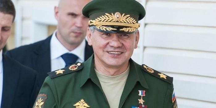 Суд в Киеве выдал ордер на арест Сергея Шойгу
