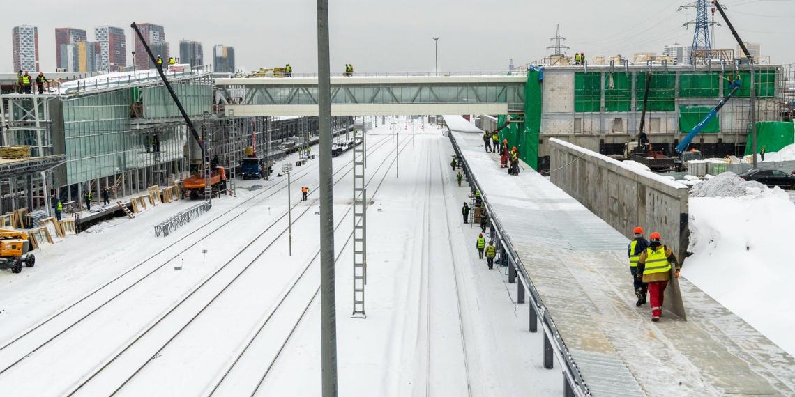В Москве впервые за 100 лет откроется новый вокзал для поездов дальнего следования