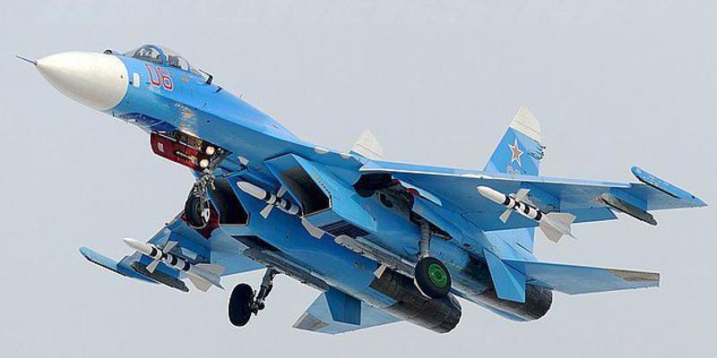 National Interest назвал лучший из российских истребителей