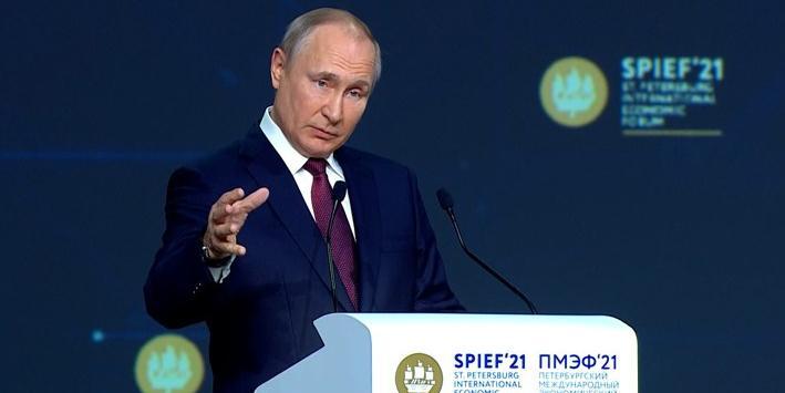Путин предложил новый механизм поддержки малого и среднего бизнеса