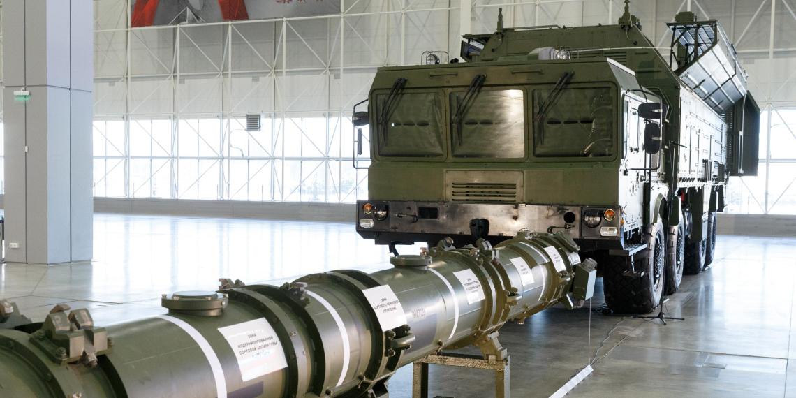 Путин согласился убрать спорные ракеты 9М729 из Калининградской области