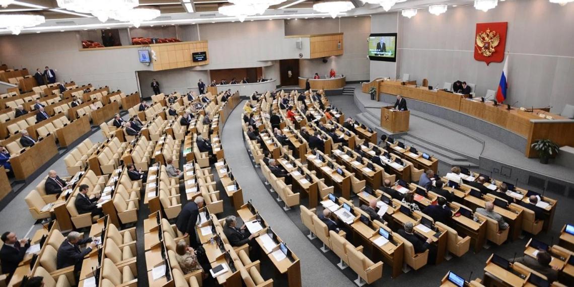 В Госдуму внесен законопроект о мерах противодействия онлайн-цензуре