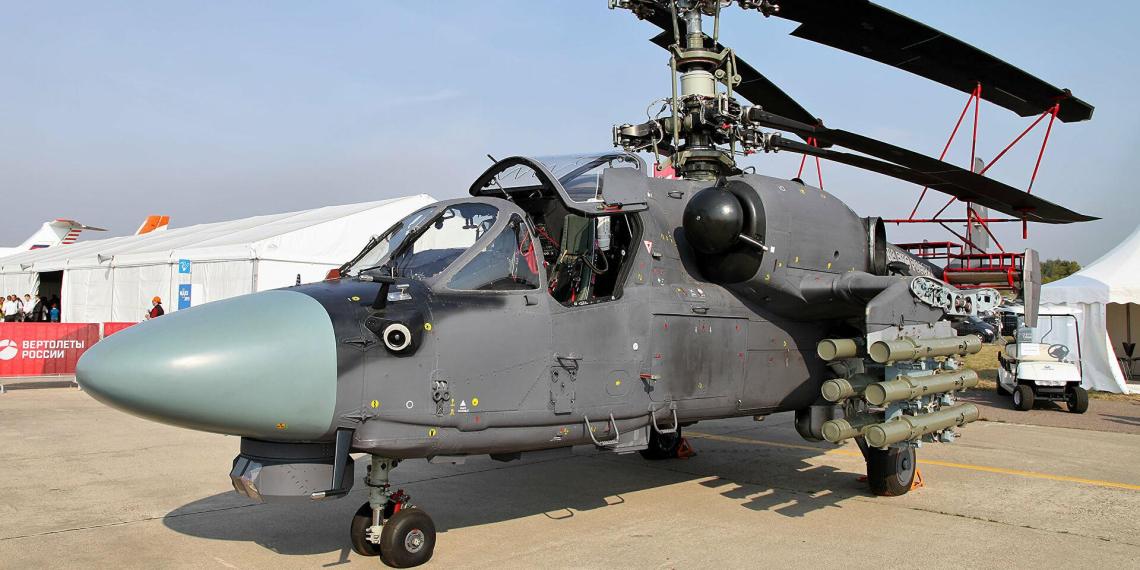 Китай закупит крупную партию российских вертолетов для военных целей