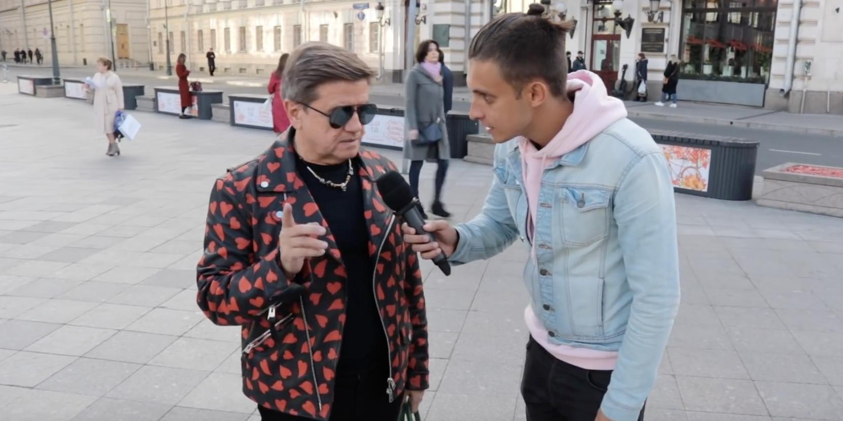 Украинский эксперт на российских ток-шоу похвастался одеждой за миллион рублей