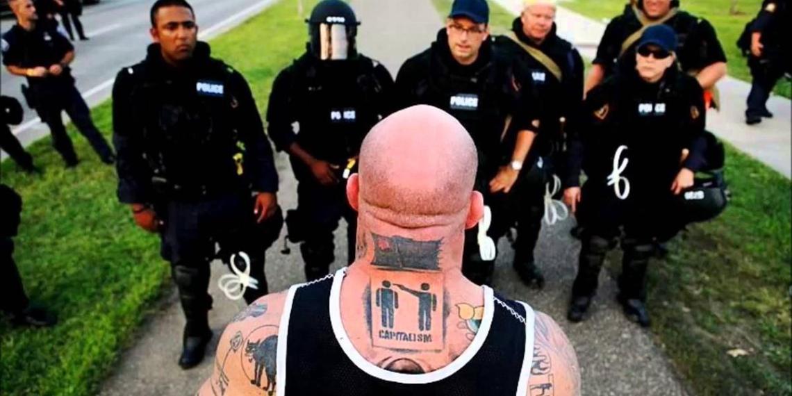 Монсон указал на главное отличие российской и американской полиции