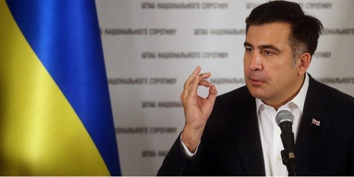 """Саакашвили предложил отказаться от """"костылей МВФ"""""""
