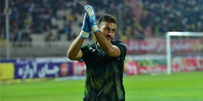 Вратаря сборной Ирана дисквалифицировали за штаны в стиле Спанч Боба