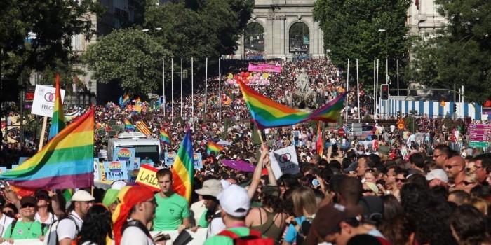 Площадь в Мадриде переименуют в честь покойного гей-активиста