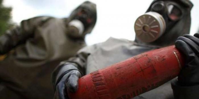 Российские офицеры опровергли применение хлора сирийской армией