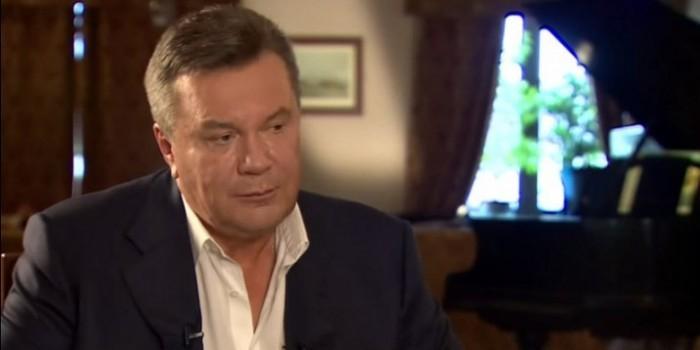Что предложил Янукович в письмах Путину, Трампу и Меркель - краткий пересказ