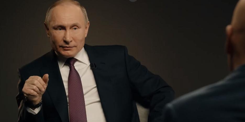 """""""Мне нужно, чтобы страна развивалась"""": вышла третья серия проекта ТАСС """"20 вопросов Владимиру Путину"""""""