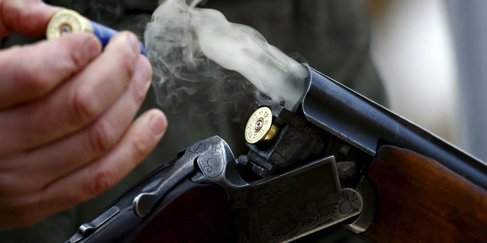 В Петербурге пенсионер обстрелял из ружья избивших его в подъезде пьяниц