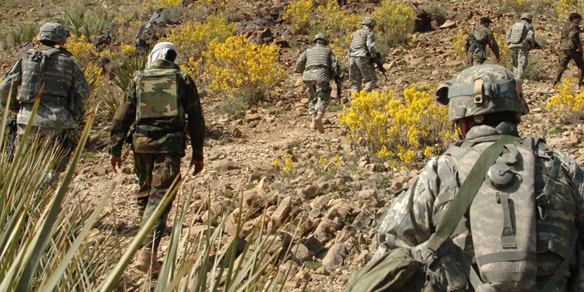 Немецкая армия решила вывезти алкоголь из Афганистана