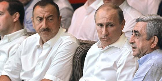 Путин позвонил президентам Армении и Азербайджана, гарантировав посредничество России