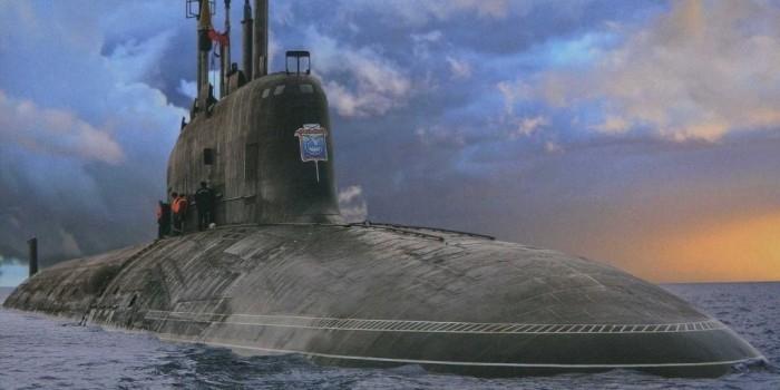 НАТО потеряло новейшую российскую подлодку в норвежских водах