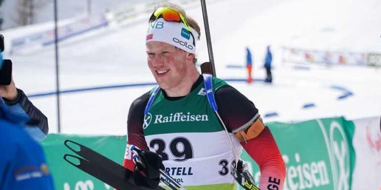 Биатлонист Дале рассказал, что думают о Логинове в Норвегии