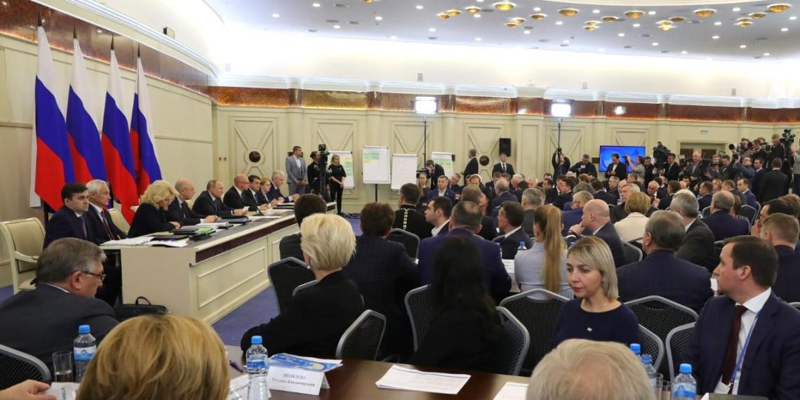Решетников пообещал использовать наработки Госсовета в работе Минэкономразвития