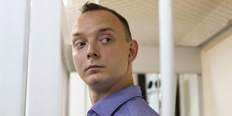 Арестованный за госизмену Сафронов отказался от сделки со следствием