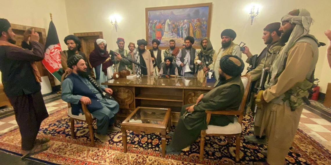 СМИ: талибы проведут инаугурацию своего правительства в годовщину терактов 11 сентября