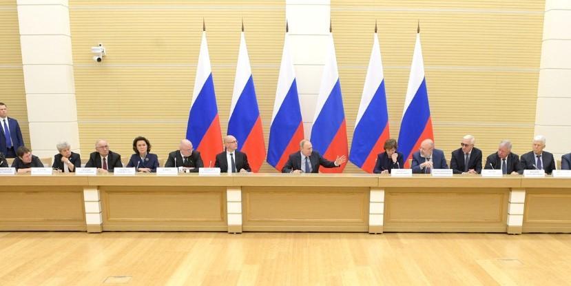 Ответственное отношение к животным и природе могут закрепить в Конституции РФ
