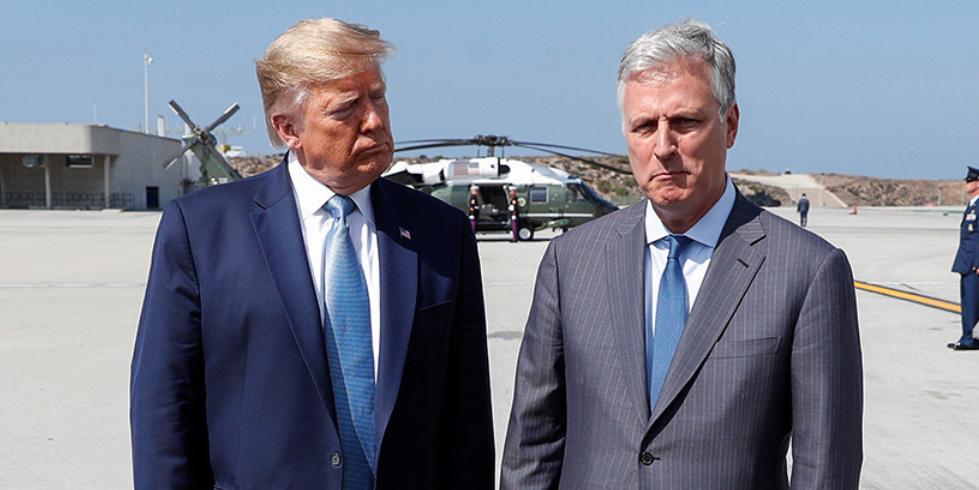 Советник Трампа: США уже исчерпали цели для антироссийских санкций