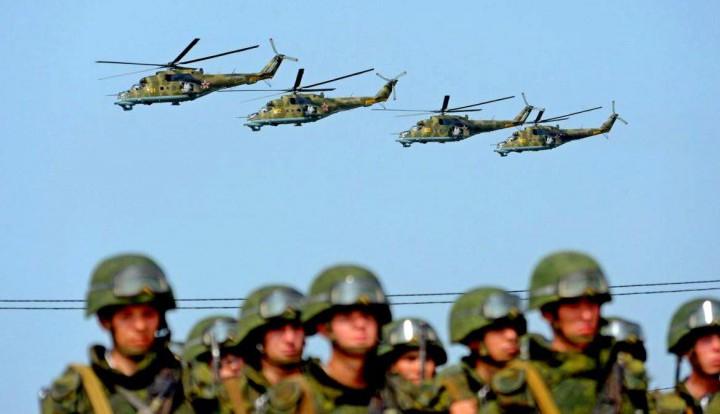 """Новая концепция сухопутных войск США: Россия и Китай названы """"странами-конкурентами"""""""