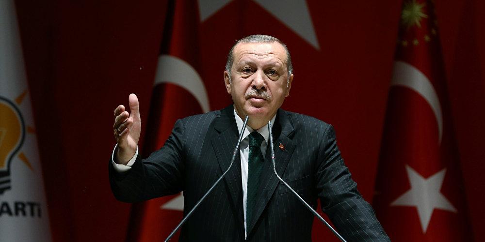 Эрдоган пообещал уничтожить Запад за критику Корана
