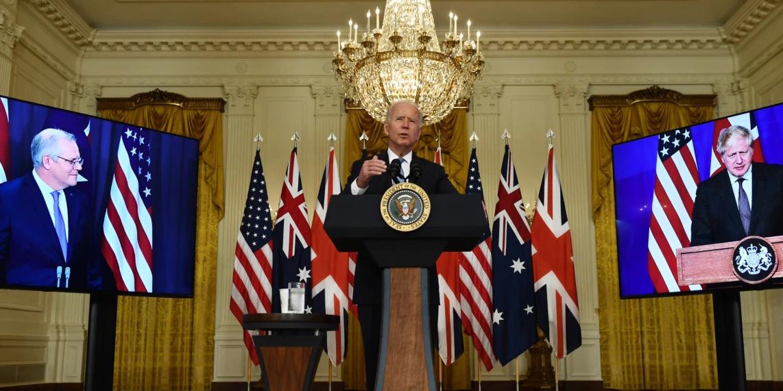 Для ЕС оказалось сюрпризом создание военного альянса США, Британии и Австралии