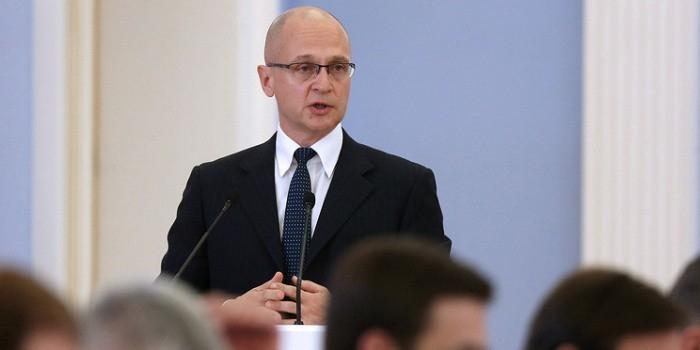 Кириенко отдал полученный в Росатоме бонус Фонду по борьбе с детским раком