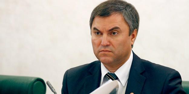 Володин рассказал о влиянии праймериз на внутрипартийную конкуренцию